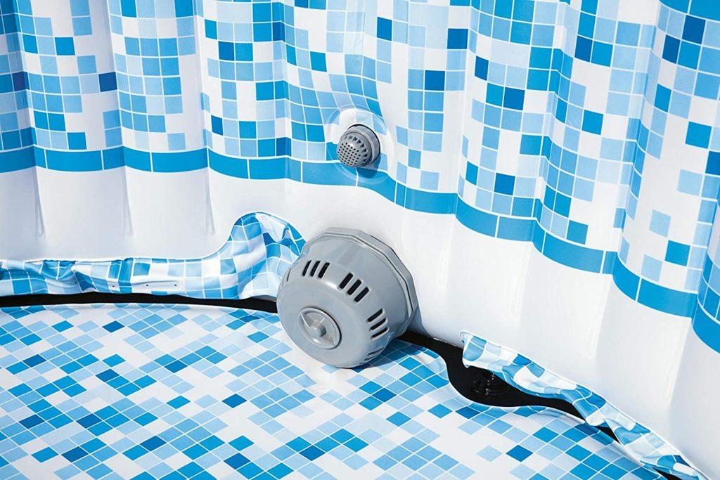 Bestway Whirlpool Lay Z Spa Miami Ventil