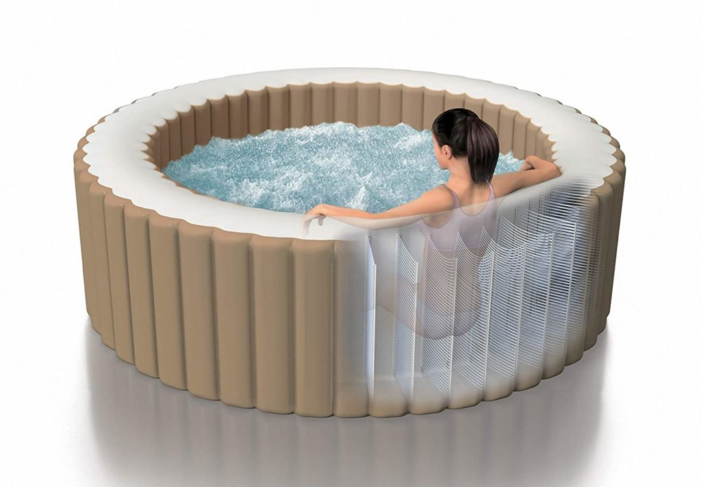 Intex Whirlpool Pure SPA Bubble Massage Test