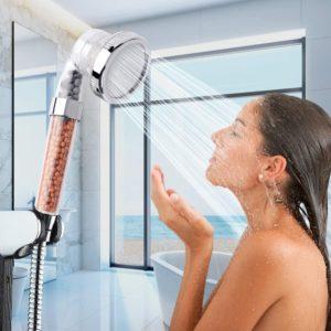 Wasserdruck Dusche erhoehen